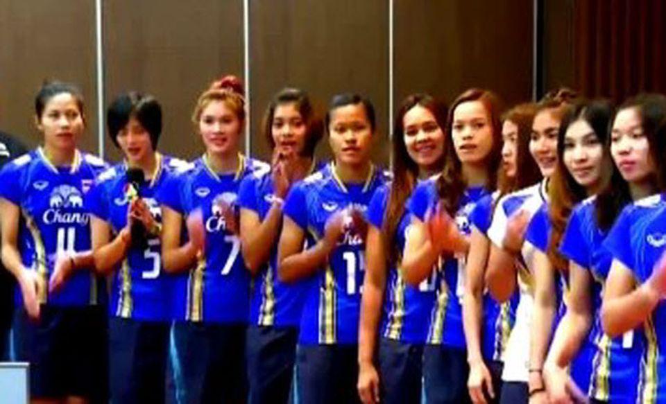 2 วอลเลย์บอลหญิงไทย ผงาด!ผู้เล่นยอดเยี่ยม วอลเลย์บอลหญิงชิงแชมป์เอเชีย 2019