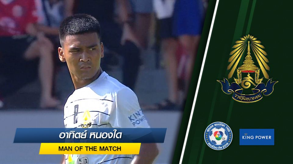 Man of the Match | อาทิตย์ หนองใด | ฟุตบอลแชมป์กีฬา 7HD 2019 รอบชิงชนะเลิศ