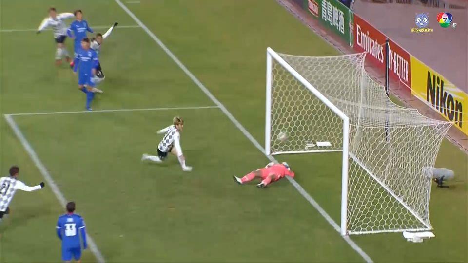 ซูวอน บลูวิงส์ 0-1 วิสเซล โกเบ ฟุตบอลเอเอฟซี แชมเปียนส์ลีก 2020 คลิป 2/2