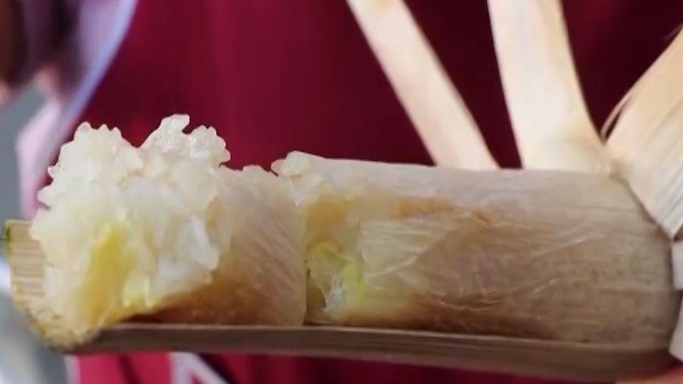 ชวนชิมข้าวหลามยายไข่-ไส้ทุเรียนหมอนทอง ต่อยอดช่วงโควิด-19