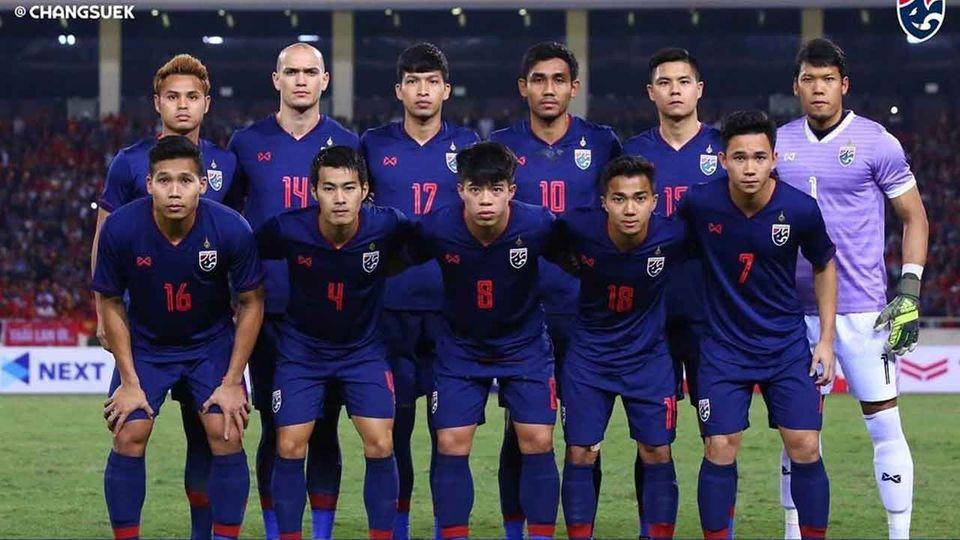 ทีมชาติไทย อันดับฟีฟ่าร่วง นิชิโนะ วางโปรแกรมอุ่นเครื่อง ต่างชาติไทยลีก