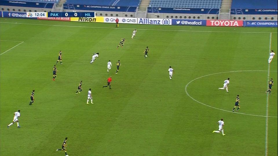 ปัคตากอร์ 0-0 อัล-ฮิลาล ฟุตบอลเอเอฟซี แชมเปียนส์ลีก 2020 คลิป 1/2
