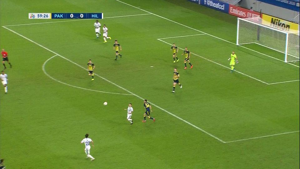 ปัคตากอร์ 0-0 อัล-ฮิลาล ฟุตบอลเอเอฟซี แชมเปียนส์ลีก 2020 คลิป 2/2