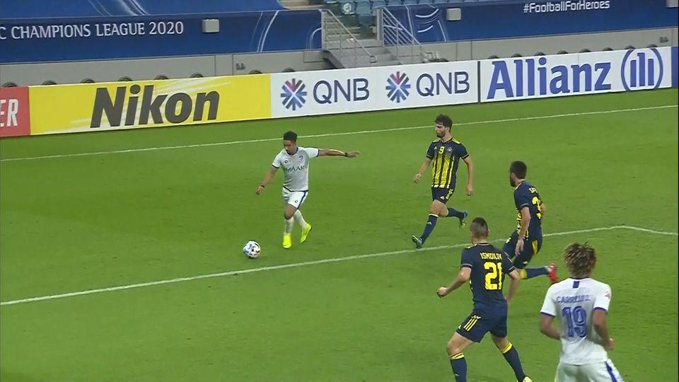ไฮไลต์ ปัคตากอร์ 0-0 อัล-ฮิลาล ฟุตบอลเอเอฟซี แชมเปียนส์ลีก 2020