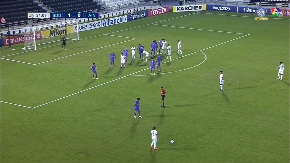 อัล-ซาดด์ 4-0 อัล ไอน์ ฟุตบอลเอเอฟซี แชมเปียนส์ลีก 2020 คลิป 2/2