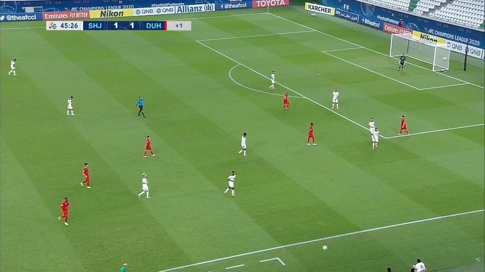 ชาร์จาร์ 4-2 อัล-ดูฮาอิล ฟุตบอลเอเอฟซี แชมเปียนส์ลีก 2020 คลิป 1/2