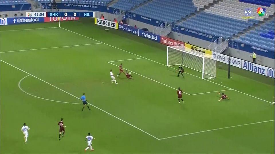 ไฮไลต์ อัล ชาห์โคโดร 0-0 ฮัล ฮิลาล ฟุตบอลเอเอฟซี แชมเปียนส์ลีก 2020
