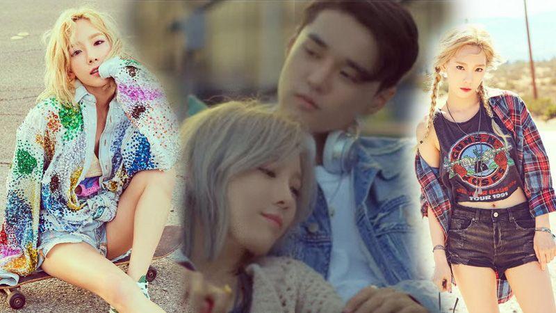 แทยอน ปล่อย MV starlight เขย่าใจแฟนคลับ