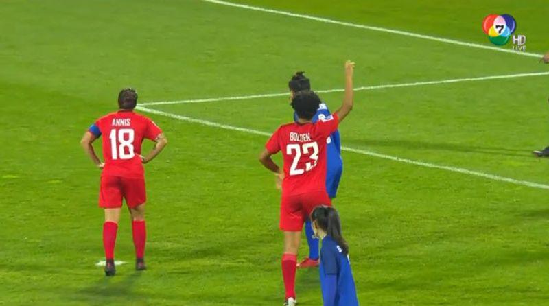 สมัย2! ฟุตบอลหญิงไทย อัดฟิลิปปินส์ 3-1 คว้าตั๋ว ฟุตบอลโลก 2019
