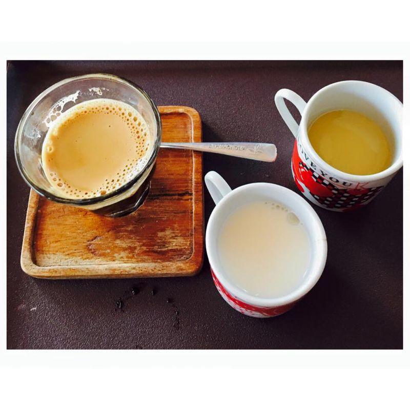 ทายใจทายนิสัย จากกาแฟ