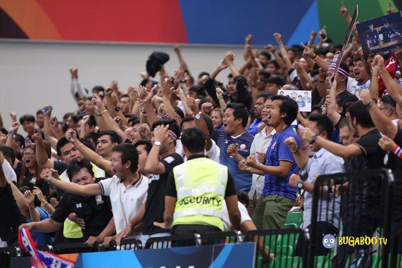 ประมวลภาพ ไทย - อิหร่าน ฟุตซอล U20 ชิงแชมป์เอเชีย 2017