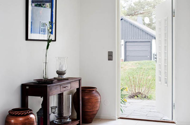 ฮวงจุ้ยกับประตูหลังบ้าน