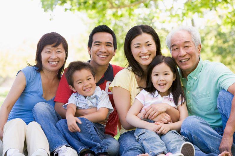 คาถาอยู่เย็นเป็นสุข ช่วยให้ผู้สวกและครอบครัวอยู่เย็นเป็นสุข