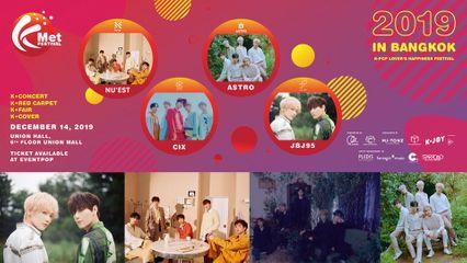 191214 K - MET FESTIVAL 2019
