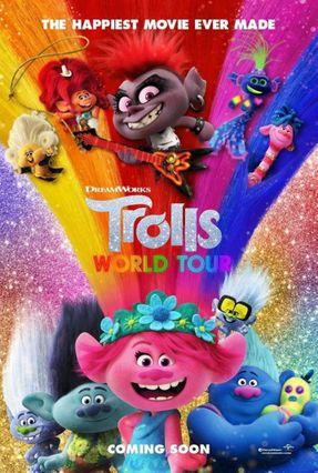 ตัวอย่างหนัง Trolls World Tour โทรลล์ส เวิลด์ ทัวร์
