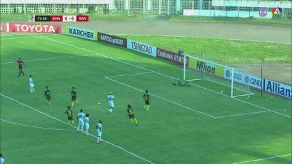 ฟุตบอลเอเอฟซี คัพ 2020 Shan United FC 0-2 Kaya FC-ILOILO คลิป 2/2