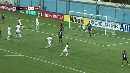 ฟุตบอลเอเอฟซี คัพ 2020 Tampines Rovers FC 2-1 PSM Makassar คลิป 2/2