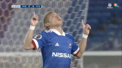 ไฮไลต์ โยโกฮามา เอฟ มารินอส 4-0 ซิดนีย์ เอฟซี ฟุตบอลเอเอฟซี แชมเปียนส์ลีก 2020