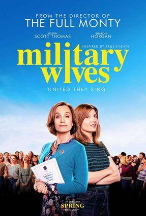 ตัวอย่างหนัง Military Wives