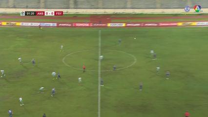ฟุตบอลเอเอฟซี คัพ 2020 Al Ansar 4-3 AL Faisaly คลิป 1/2