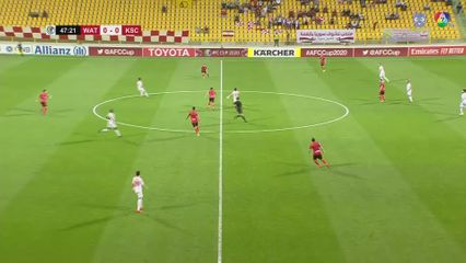 ฟุตบอลเอเอฟซี คัพ 2020 Al Wathba 0-0 Kuwait SC คลิป 2/2