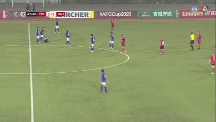 ฟุตบอลเอเอฟซี คัพ 2020 Preah Khan Reach Svay Rirng FC 2-1 Bali United FC คลิป 2/2