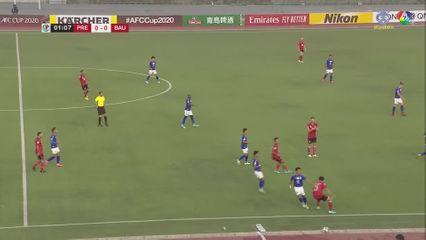 ฟุตบอลเอเอฟซี คัพ 2020 Preah Khan Reach Svay Rirng FC 2-1 Bali United FC คลิป 1/2