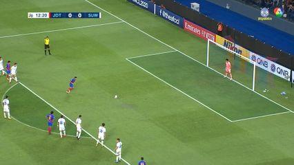 ยะโฮร์ ดารุล ต๊ะซิม 2-1 ซูวอน บลูวิงส์ ฟุตบอลเอเอฟซี แชมเปียนส์ลีก 2020 คลิป 1/2