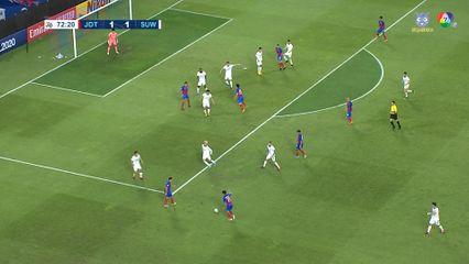 ยะโฮร์ ดารุล ต๊ะซิม 2-1 ซูวอน บลูวิงส์ ฟุตบอลเอเอฟซี แชมเปียนส์ลีก 2020 คลิป 2/2