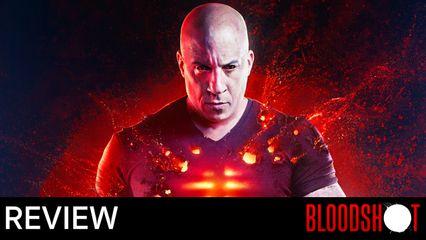 รีวิวหนัง Bloodshot จักรกลเลือดดุ - ป๋า วิน โคตรเท่ห์พร้อมกับ กราฟฟิกที่ โคตรโหด