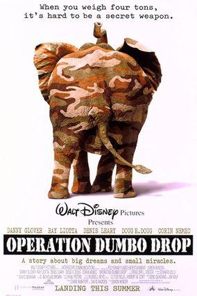 ตัวอย่างหนัง Operation Dumbo Drop