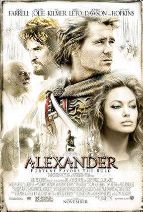 ตัวอย่างหนัง Alexander