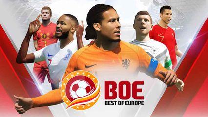 FIFA ONLINE 4 เปิดตัวนักเตะคลาสใหม่ BEST OF EUROPE