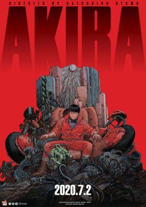 ตัวอย่างหนัง Akira The Movie