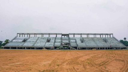 หนองบัว พิชญ ออกแคมเปญชวนแฟนบอลสร้างประวัติศาสตร์ปลูกหญ้าสนามใหม่