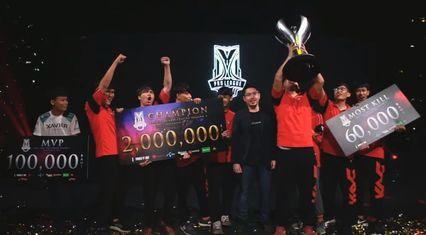 KOG ฟอร์มดี คว้าแชมป์ Free Fire Pro League รับ 2 ล้านบาท