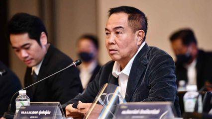 พล.ต.อ.สมยศ ยอมรับสมาคมฯ ติดลบ 2 ล้าน เผยสามแนวทางพาบอลไทยฝ่าวิกฤติ