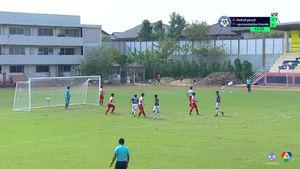 อัสสัมชัญธนบุรี 2-1 กรุงเทพคริสเตียนวิทยาลัย ฟุตบอลแชมป์กีฬา 7 สี 2018 รอบสุดท้าย 1/2