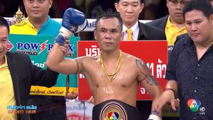 ช็อตเด็ดมวยไทย 7 สี วันฉลอง พี.เค.แสนชัยมวยไทยยิม ถอนแค้นบด เพชรภูซาง กีล่าสปอร์ต คว้าแชมป์ 7 สี