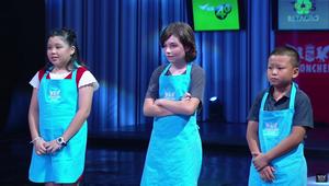 Iron Chef Kids เชฟกระทะเด็ก 28 พ.ค.59