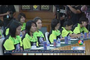 นัดแรกไทยดวลฮ่องกง! แถลงข่าว วอลเลย์บอลหญิง U23 ชิงชนะเลิศแห่งเอเชีย
