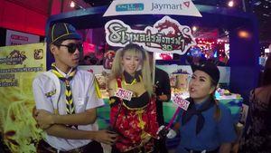 บุกป่วนงาน !!! Thailand Game Show Big Festival 2015