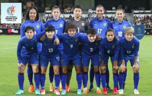 ฟุตบอลหญิงทีมชาติไทย รั้ง 30 โลก! เบอร์ 1 อาเซียน ก่อนลุยเอเชียนคัพ 2018