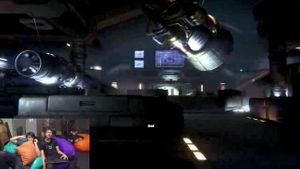 Caster Survivor ตอน โดดงานมาเล่นเกม Alien Isolation 2