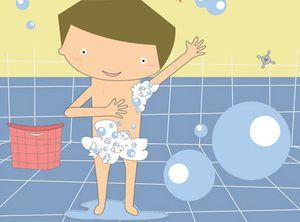 ทายใจทายนิสัย จากการอาบน้ำ