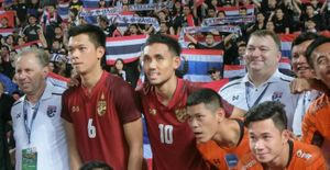 มันส์แน่! ทีมชาติไทย ร่วมสายอินโด ฟุตบอลชิงแชมป์อาเซียน 2018