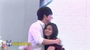 Lee Min Ho กอดสาวกลางห้างดัง!!!