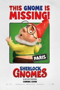 ตัวอย่างหนัง Sherlock Gnomes เชอร์ล็อค โนมส์