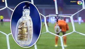 แฟนบอลแห่แชร์!! เครื่องรางหลังโกล์ไทยเกมเจ๊าซาอุ 1-1  ฟุตบอล AFC ยู23