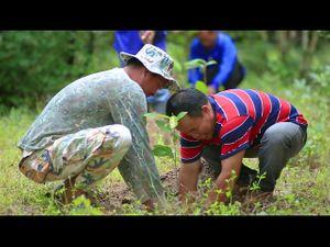 เล่าเรื่องด้วยภาพ : โครงการพัฒนาพื้นที่บริเวณหนองอึ่งฯ